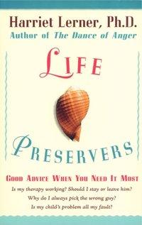 LIFE PRESERVERS - Harriet Lerner - audiobook