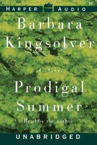 Prodigal Summer - Barbara Kingsolver - audiobook