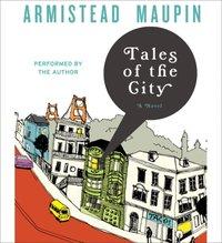 Tales of the City - Armistead Maupin - audiobook