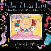 When I Was Little - Jamie Lee Curtis - audiobook