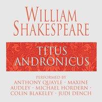 Titus Andronicus - William Shakespeare - audiobook