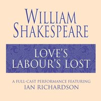 Love's Labour's Lost - William Shakespeare - audiobook