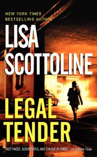 Legal Tender - Lisa Scottoline - audiobook