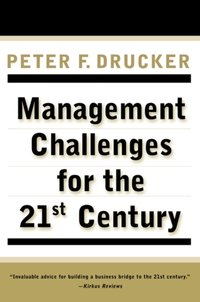 Management Challenges for the 21St Century - Peter F. Drucker - audiobook