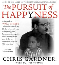 Pursuit of Happyness - Chris Gardner - audiobook