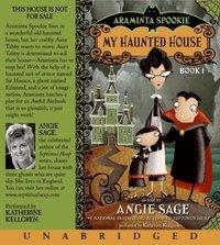 Araminta Spookie - Angie Sage - audiobook