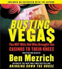 Busting Vegas - Ben Mezrich - audiobook