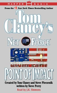 Tom Clancy's Net Force #5:Point of Impact - Netco Partners - audiobook