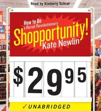 Shopportunity! - Kate Newlin - audiobook