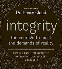 Integrity - Henry Cloud - audiobook