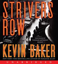 Strivers Row - Kevin Baker - audiobook