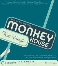 Welcome to the Monkey House - Jr. Kurt Vonnegut - audiobook
