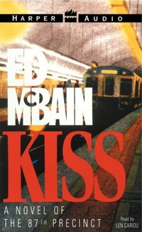 Kiss - Ed McBain - audiobook