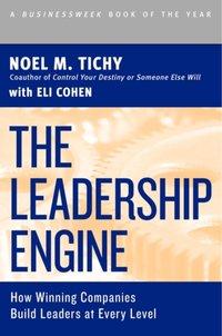 Leadership Engine - Noel M. Tichy - audiobook
