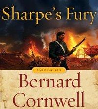 Sharpe's Fury - Bernard Cornwell - audiobook