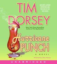 Hurricane Punch - Tim Dorsey - audiobook
