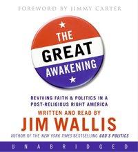 Great Awakening - Jim Wallis - audiobook