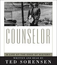 Counselor - Ted Sorensen - audiobook
