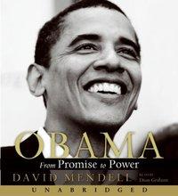 Obama - David Mendell - audiobook