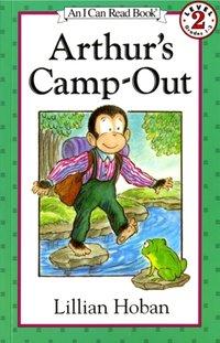 Arthur's Camp-Out - Lillian Hoban - audiobook