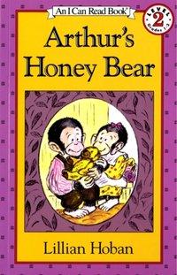 Arthur's Honey Bear - Lillian Hoban - audiobook