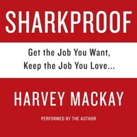 Sharkproof - Harvey Mackay - audiobook