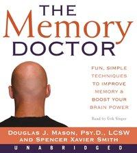 Memory Doctor - Douglas Mason - audiobook
