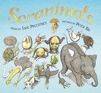 Scranimals - Jack Prelutsky - audiobook