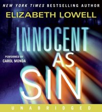 Innocent as Sin - Elizabeth Lowell - audiobook