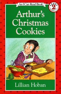Arthur's Christmas Cookies - Lillian Hoban - audiobook
