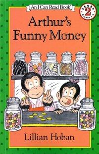Arthur's Funny Money - Lillian Hoban - audiobook