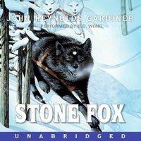 Stone Fox - John Reynolds Gardiner - audiobook