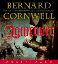 Agincourt - Bernard Cornwell - audiobook