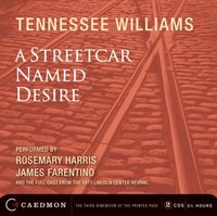 Streetcar Named Desire - Tennessee Williams - audiobook