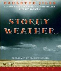 Stormy Weather - Paulette Jiles - audiobook