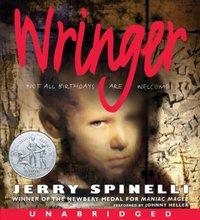 Wringer - Jerry Spinelli - audiobook