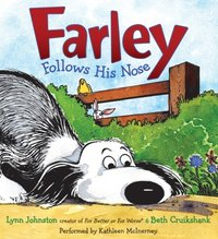 Farley Follows His Nose - Lynn Johnston - audiobook