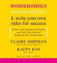 Womenomics - Claire Shipman - audiobook