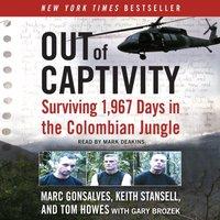 Out of Captivity - Marc Gonsalves - audiobook