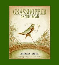 Grasshopper on the Road - Arnold Lobel - audiobook