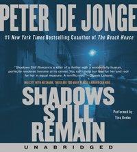 Shadows Still Remain - Peter de Jonge - audiobook