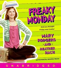 Freaky Monday - Mary Rodgers - audiobook