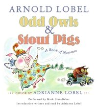 Odd Owls & Stout Pigs - Arnold Lobel - audiobook