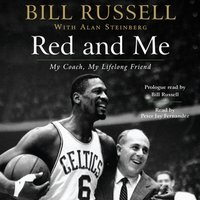 Red and Me - Bill Russell - audiobook