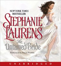 Untamed Bride - Stephanie Laurens - audiobook