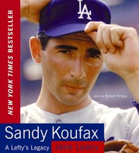 Sandy Koufax - Jane Leavy - audiobook