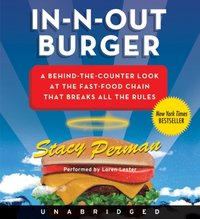 In-N-Out Burger - Stacy Perman - audiobook