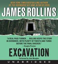 Excavation - James Rollins - audiobook