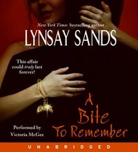 Bite to Remember - Lynsay Sands - audiobook