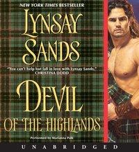 Devil of the Highlands - Lynsay Sands - audiobook